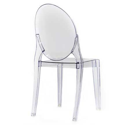 Chairs, Acrylic Dining Chair