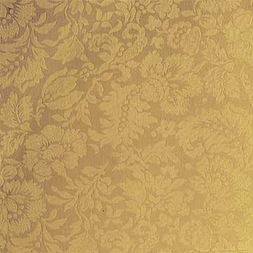 Napkin, Antique Gold Damask