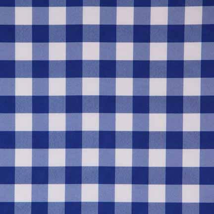 Tablecloth Blue White Gingham