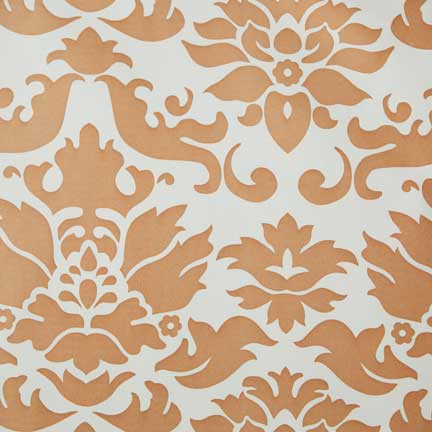 Runner, Damask Butterscotch
