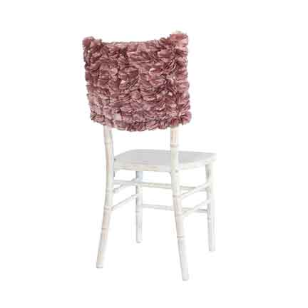 Embellishments, Lilac Petal Chair Back