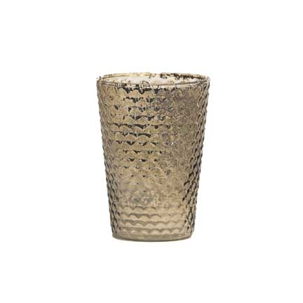 Honeycomb Votive - Smoke
