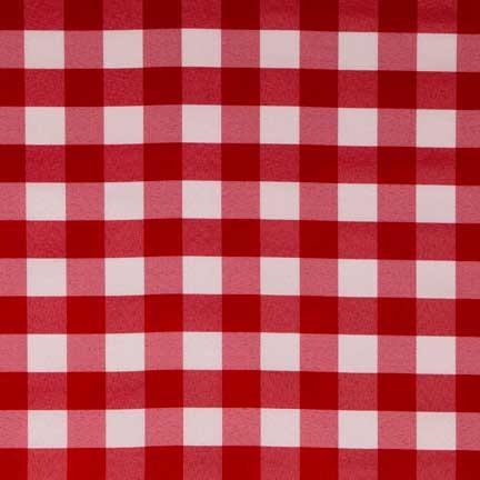 Tablecloth Red And White Gingham