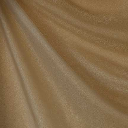Runner, Gold Sparkle Sheer