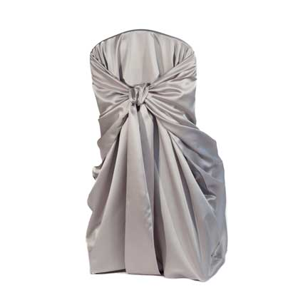 Chair Cover, Tiffany Platinum Bag Style