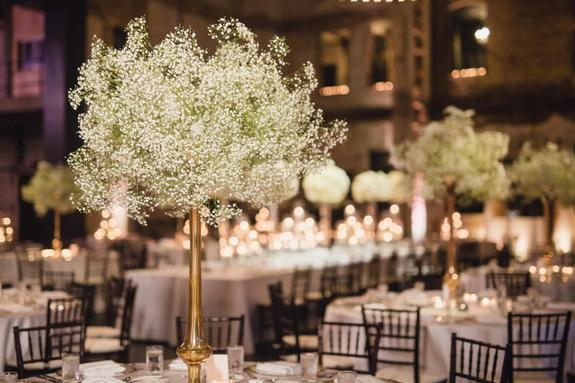 Breathlessly Beautiful Wedding at Aria. Linen Effects wedding, party, and event rental decor. Minneapolis, MN | Photo by Cadence & Eli Photography